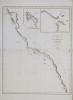 [CALIFORNIE] Côte nord-ouest de l'Amérique reconnue par le Cap.e Vancouver. 1.e partie.. DÉPÔT GÉNÉRAL DE LA MARINE & VANCOUVER (George).
