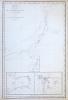 [AUSTRALIE-OCCIDENTALE] Carte d'une partie de la Terre de Witt (à la Nouvelle Hollande) 2me feuille.. FREYCINET (Louis-Claude Desaulses de).