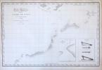 [AUSTRALIE-OCCIDENTALE] Carte générale de la Terre de Witt (à la Nouvelle Hollande).. FREYCINET (Louis-Claude Desaulses de).