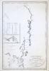 [TASMANIE] Carte générale de la côte orientale de la Terre de Diémen comprenant les découvertes et les travaux géographiques exécutés dans cette ...