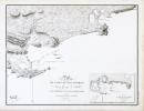 [AUSTRALIE/KING GEORGE SOUND] Plan du port du roi George (King George 3d Sound) (à la Terre de Nuyts, Nouvelle Hollande).. FREYCINET (Louis-Claude ...