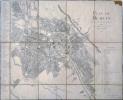 [BERLIN] Plan de Berlin levé par le Général Smettau.. SCHMETTAU (Samuel, Graf von).