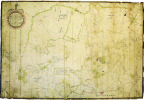 Plan d'une partie des biens de monsieur Jala Louis Allexandre de Lachieze, commune de Pranles comprise dans les sectons levé par Jn Fois Saléon Duclo ...