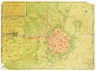 Plan de St Omer.. SAINT-OMER. MANUSCRIT.