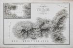 [ÎLE d'ELBE] Carte de l'île d'Elbe.. TARDIEU (Ambroise).