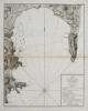 [GIBRALTAR] Plan du combat naval d'Algésiras.. TARDIEU (Ambroise).