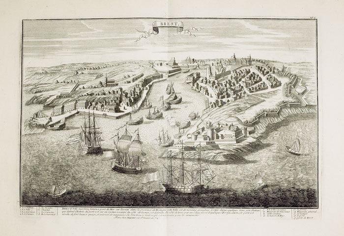 Brest.. CHÉREAU (Jacques);