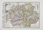 [SUISSE] Les Cantons suisses, les ligues des Grisons, leurs alliés, et leurs sujets.. PHILIPPE de PRETOT (Etienne-André).