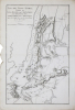 [GUERRE d'INDÉPENDANCE] Île de New-York, partie de Long-Island ou de l'Île Longue, et positions des armées américaine et britannique, après le combat ...