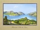 [LAC de CÔME] Panorama du lac de Como..