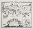 L'Empire du Japon, tiré des cartes des Japonnois.. CHATELAIN (Henry Abraham).