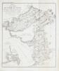 [CANAL de PANAMA] Plan d'une partie de l'isthme de Panama où l'on propose d'établir une communication entre les océans Atlantique et Pacifique.. ...