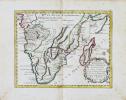 Partie méridionale de l'Afrique où se trouvent le Congo, la Cafrérie, le Cap de Bonne Espérance et la côte de Zanguébar.. NOLIN (Jean-Baptiste).