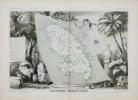 [MARTINIQUE] Colonies françaises. Martinique. Amérique du Sud.. LEVASSEUR (Victor).