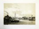 [STOCKHOLM] Stockholm. 1ère vue en panorama, prise sur le Melar.. GAIMARD (Joseph-Paul);MAYER (Auguste).