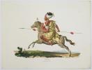 [INDONÉSIE/TIMOR] Timor. Cavalier malais.. FREYCINET (Louis-Claude Desaulses de).