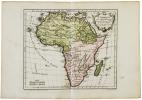 L'Afrique.. ROBERT de VAUGONDY (Didier).