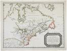 Le Canada, ou Nouvelle France.. SANSON d'ABBEVILLE (Nicolas).