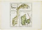 Norwege - Royaume de Danemarck.. ROBERT de VAUGONDY (Didier).