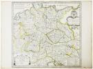 L'Alemagne, où sont décrits par diverses marques les estats, les principautez, et les villes qui composent l'Empire. Avec toutes les places qui ont ...