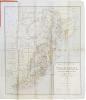 [TRANSVAAL] Nouvelle carte physique & minière du Transvaal, de l'état libre d'Orange, des colonies anglaises, colonie portugaise de Mozambique, ...