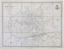 [RENNES] Plan de Rennes dressé au moyen des documents fournis par la Mairie et par les Administrations de la Ville.. GAULTIER (Jules).