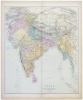 India and the adjacent parts of Beluchistan, Afghanistan, Turkestan, the Chinese empire, and Siam.. STANFORD (Edward).