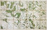 [ROUEN] Carte de Cassini. Feuille n°25/8.. CASSINI de THURY (César-François).