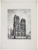 Notre-Dame. Cathédrale de Paris - Notre-Dame. Paris' Cathedral.. BENOIST (Philippe) & JACOTTET (Louis-Julien).