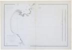[CATALOGNE] Carte particulière des côtes d'Espagne (Catalogne). Partie comprise entre le Cap de Creux et les îles des Mèdes.. DÉPÔT-GÉNÉRAL DE LA ...