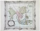 Chine, et Indes avec les isles.. BRION de la TOUR (Louis).