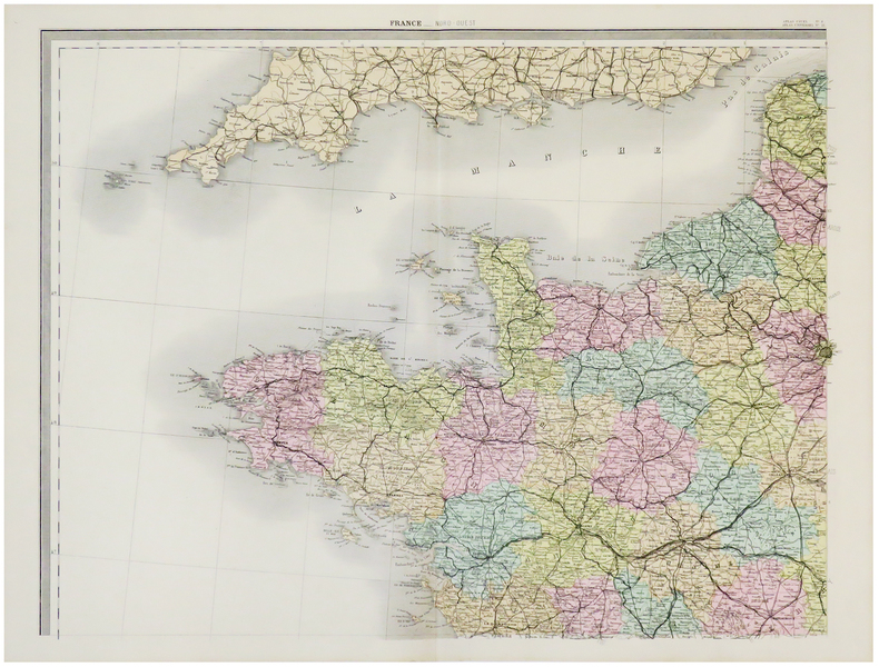 France.. ANDRIVEAU-GOUJON (Eugène).