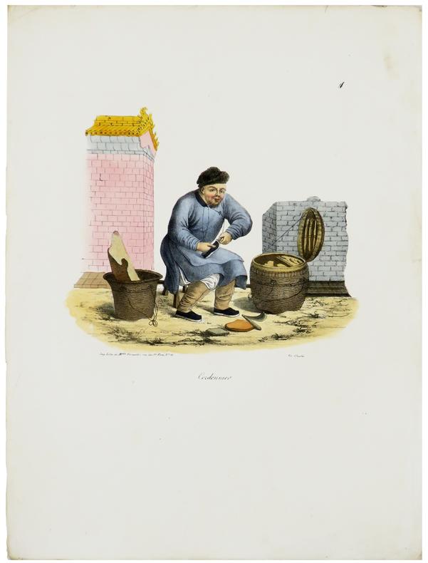Cordonnier.. MALPIÈRE (D. Bazin de).