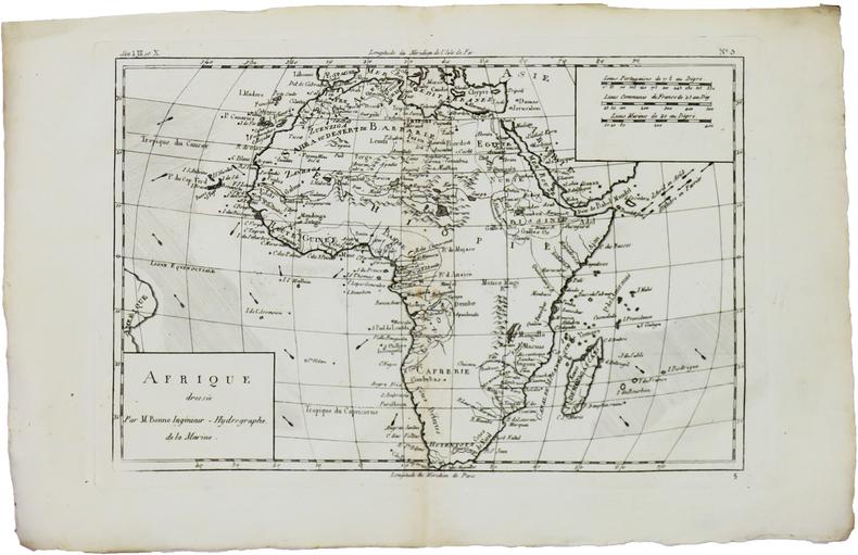 Afrique.. BONNE (Rigobert).