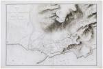 [TARRAGONE] Plan du siège de Tarragone par l'armée française d'Aragon en 1811.. BELMAS (Jacques-Vital) & TARDIEU (Ambroise).