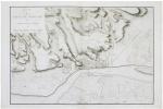 [TORTOSA] Plan du siège de Tortose par l'armée française d'Aragon en 1810.. BELMAS (Jacques-Vital) & TARDIEU (Ambroise).