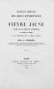 Relation médicale de deux épidémies de fièvre jaune à bord de la frégate l'Herminie, en 1837 et 1838, à La Havanne et à Vera-Cruz.. MAHER ...