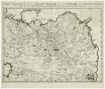[TARTARIE] Carte nouvelle de la Grande Tartarie ou de l'empire du Grand Cham.. CHÂTELAIN (Henry Abraham).