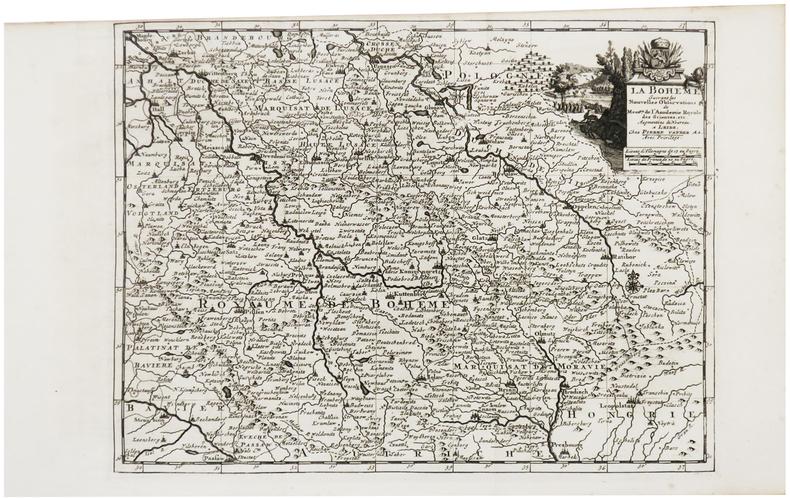 [RÉPUBLIQUE TCHÈQUE] La Bohême.. AA (Pieter van der).