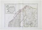 Les Couronnes du Nord, le Danemarck, la Norwège, l'Islande, et la Suède.. DELAMARCHE (Charles François).