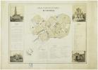 [ARRAS] Plan de la ville, cité et citadelle d'Arras.. DUTILLEUX (Constant).