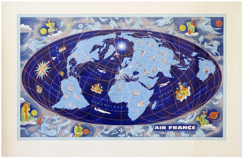 Air France.. BOUCHER (Lucien).
