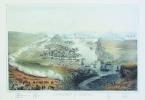 Bombardement de Sébastopol 1854.. ADAM (Victor).