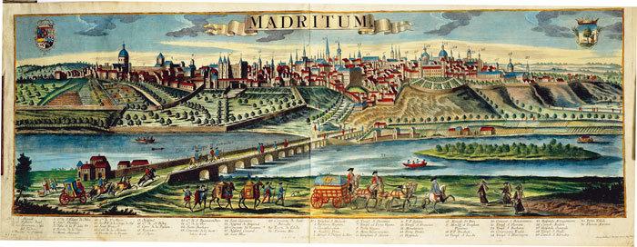 Madritum.. PROBST (Georg Balthasar);