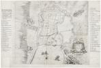 [LA ROCHELLE] Inographie de la ville de La Rochelle. 1621.. TAVERNIER (Melchior).