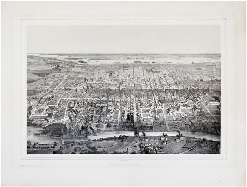 Philadelphie.. ASSELINEAU (Léon-Auguste).