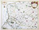 [ARTOIS] Carte d'Artois dressée sur de nouveaux mémoires.. SAINT-ALEXIS (Constantin de).