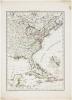Etats Unis et grandes Antilles.. MALTE-BRUN (Conrad).