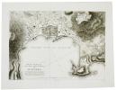 [CROATIE] Plan général de la ville et des environs de Spalatro.. CASSAS (Louis-François).