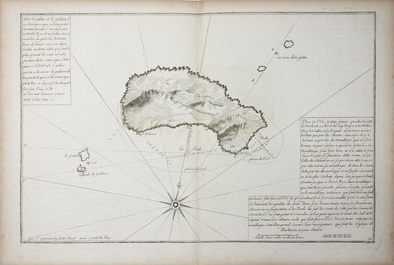 [TUNISIE] Isle Galita.. AYROUARD (Jacques).